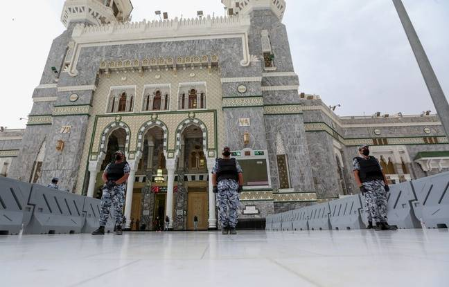 Coronavirus en Arabie Saoudite: Le grand pèlerinage de LaMecque a commencé, avec des mesures sanitaires strictes