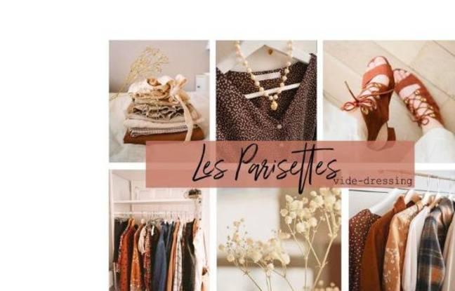 Aperçu du vide-dressing par Les Parisettes
