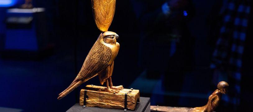 L'exposition «Toutankhâmon, Le Trésor du Pharaon» est l'exposition française la plus fréquentée avec 1,3 million.