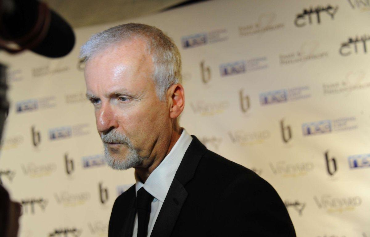 Le réalisateur James Cameron à Beverly Hills en mars 2014 – SIPANY/SIPA