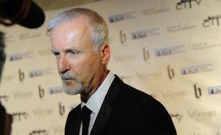 Le réalisateur James Cameron à Beverly Hills en mars 2014