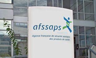 L'Agence francaise de sécurite sanitaire (Afssaps), à Saint Denis.