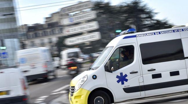 angers une patiente d c de dans l 39 accident de son ambulance. Black Bedroom Furniture Sets. Home Design Ideas