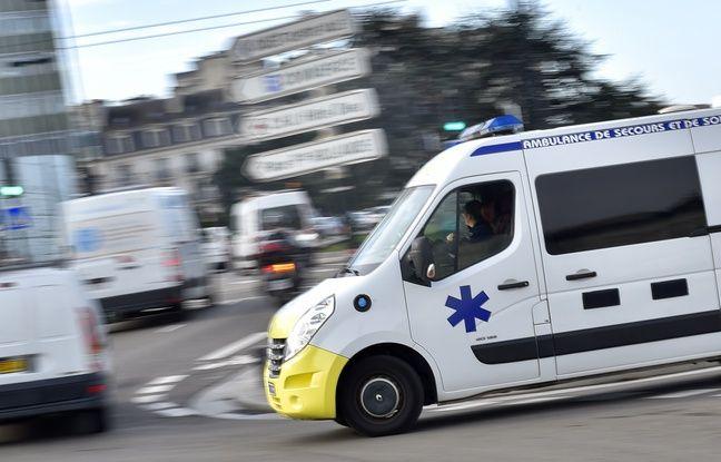 Nantes: Un patient de l'hôpital Saint-Jacques s'enfuit au volant d'une ambulance