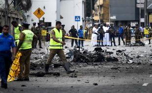 Un ressortissant Français figure parmi les victimes tuées dans les attaques terroristes au Sri Lanka.