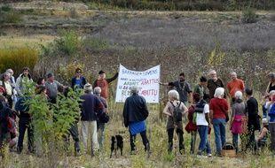 Dimanche 23 octobre 2016, l'hommage au jeune militant Remi Fraisse a été émaillé d'incidents avec des agriculteurs pro-barrage.