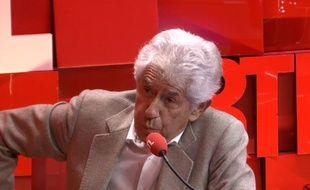 Philippe Gildas dans «On refait la télé», sur RTL, le 1er octobre 2017.