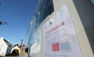 Le village de Crac'h, dans le Morbihan, cluster du coronavirus. Plusieurs habitants de la commune ont été diagnostiqués positifs au virus.