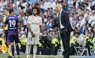 Marcelo et Zidane, le grand amour