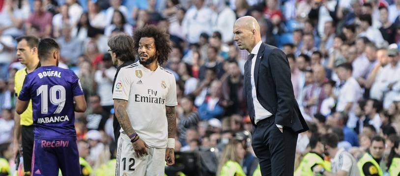 Marcelo et Zidane, le grand amour