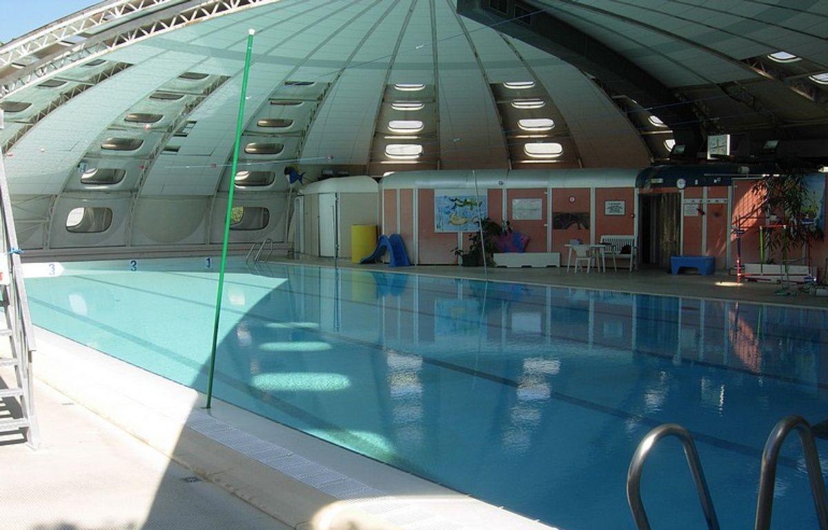 La piscine de La Martine à Marseille – Mairie de Marseille