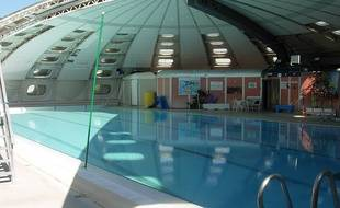La piscine de La Martine à Marseille