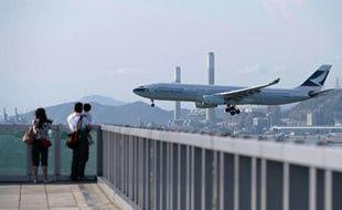 La compagnie aérienne hongkongaise Cathay Pacific a annoncé qu'elle ne transporterait plus d'ailerons de requins