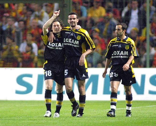 Monterrubio, Savinaud et Ziani.
