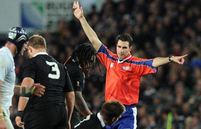 Le xv de france retrouve craig joubert le meilleur - Arbitre finale coupe du monde rugby 2011 ...