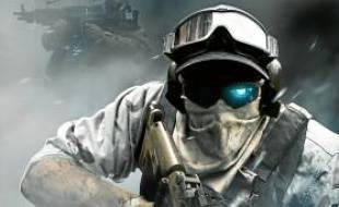 """Scène du jeu vidéo """"Ghost Recon: Future Soldier"""""""