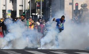 Les gilets jaunes ont bravé l'interdiction de manifester à Avignon.