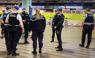 La police a perquisitionné plusieurs maisons dans trois villes des Pays-Bas (illustration)