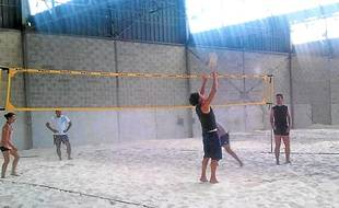 Beach volley, rugby, soccer, tennis ou sandball sont accessibles.