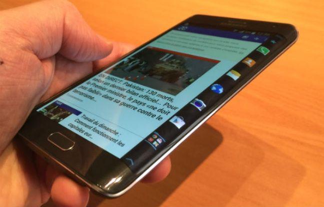 Galaxy Note Edge: Samsung veut réinventer le smartphone