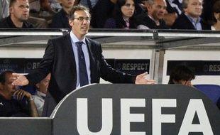 Groupe A: (2e journée)  Bordeaux - Maccabi Haifa: 1-0  Devant l'incapacité de ses joueurs à tromper la défense du Maccabi, Laurent Blanc menace de donner carte blanche à Frank Jurietti pour l'entraînement de jeudi.