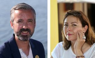 Le candidat EELV, Antoine Maurice, et la présidente socialiste sortante, Carole Delga, n'ont pas trouve d'accord pour le second tour aux régionales en Occitanie.
