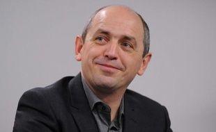 L'homme politique Pierre Larrouturou