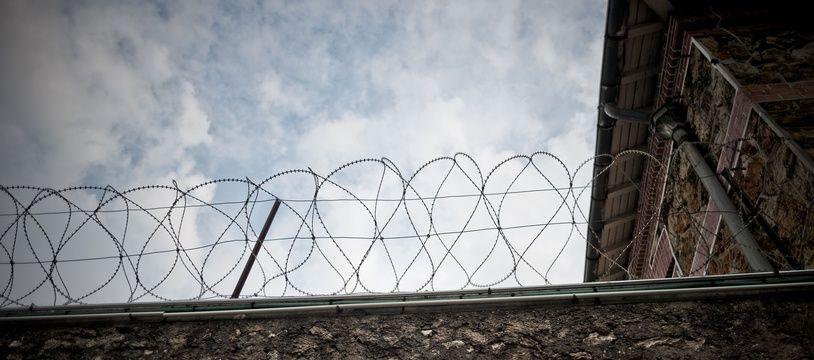 Le mur de la prison de Fresnes (photo d'illustration).