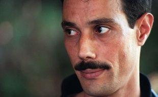 Omar Raddad en 1998.