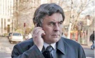 L'avocat, Frédérik Canoy.
