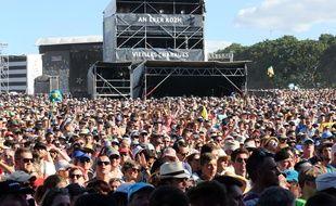 Dans une tribune les festivals se disent déterminés à se tenir en 2021 (sur la photo celui des Vieilles Charrues en 2016).