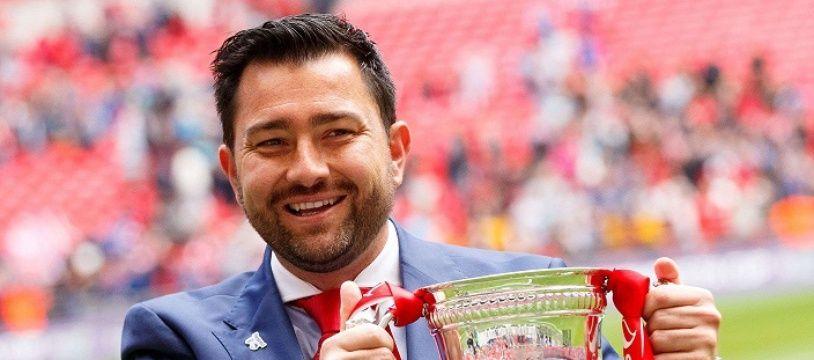 Pedro Martinez Losa a notamment remporté la FA Cup en 2016 avec Arsenal.