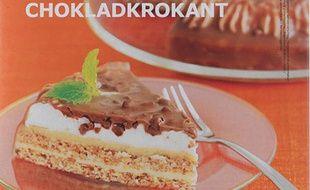 La tarte au chocolat de Ikea.