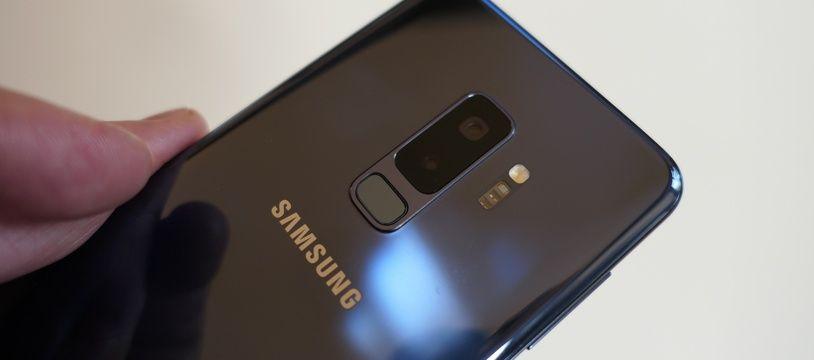 Le Galaxy S9+ est équipé d'un double capteur photo arrière de 2 x 12 mégapixels.
