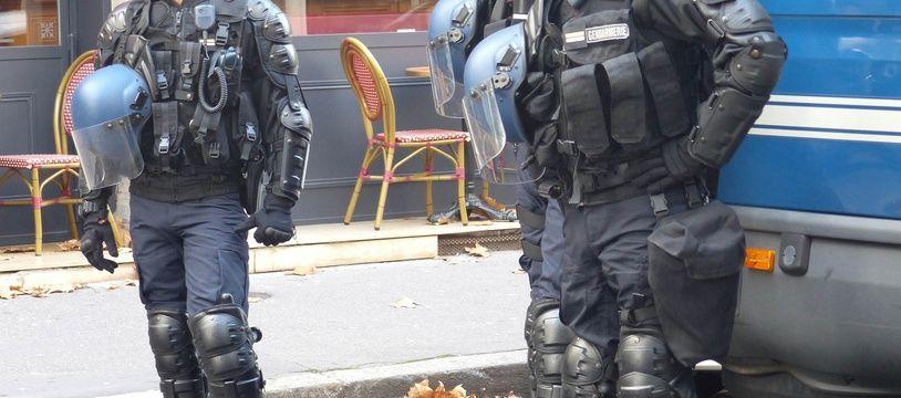 Les gendarmes sont chargés de l'enquête. Illsutration.