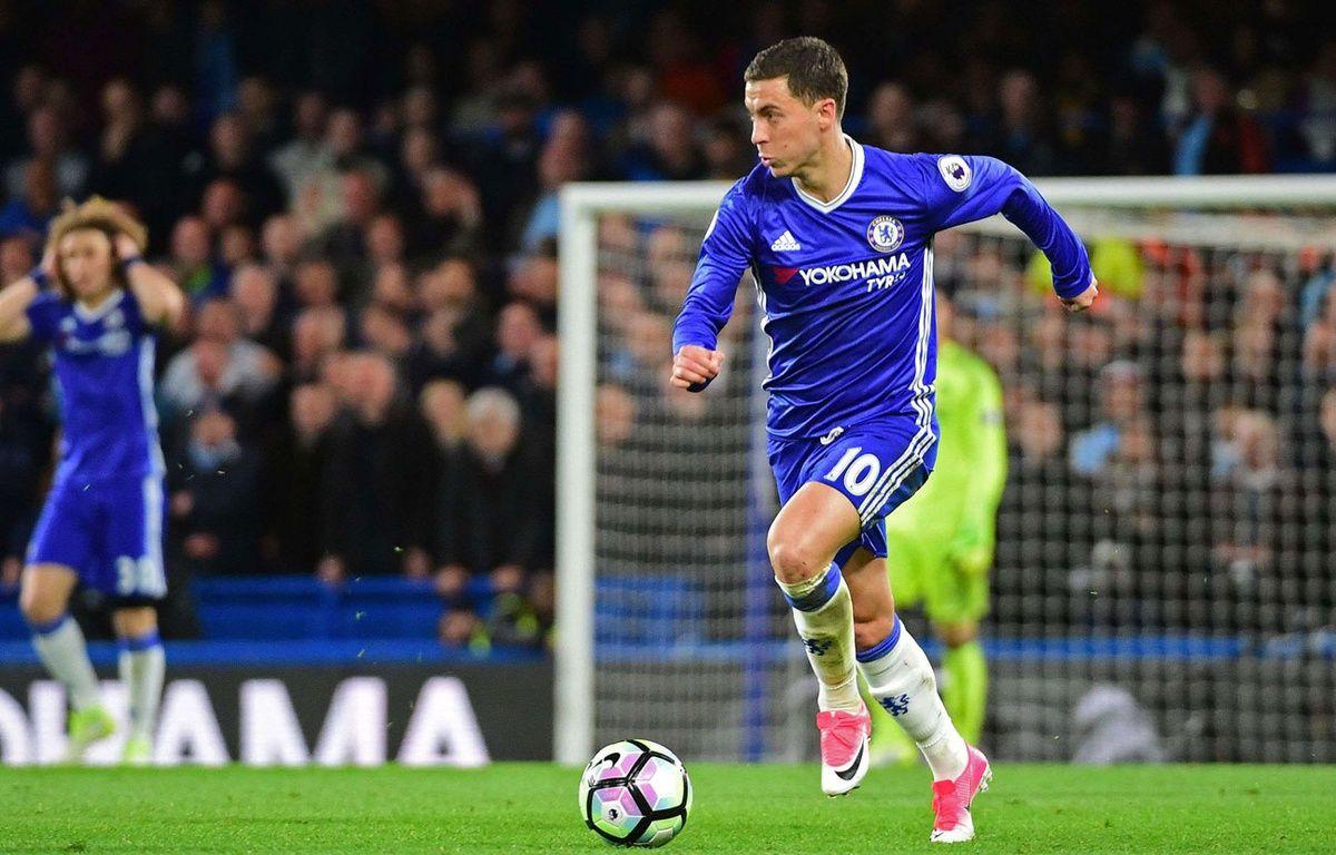 Eden Hazard et Chelsea filent vers une nouvelle couronne nationale. – ProSports/Shutterstock/SIPA