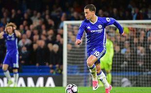 Eden Hazard et Chelsea filent vers une nouvelle couronne nationale.