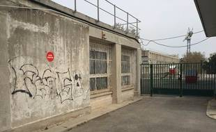 L'école de la Viste, à Marseille.
