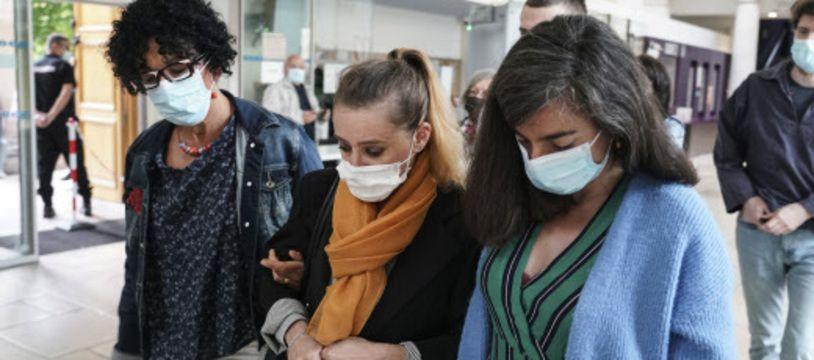 L'avocat général a requis cinq ans de prison dont quatre avec sursis à l'encontre de Valérie Bacot.