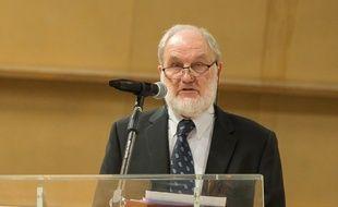 Daniel Delomez, maire d'Annezin (Pas-de-Calais)
