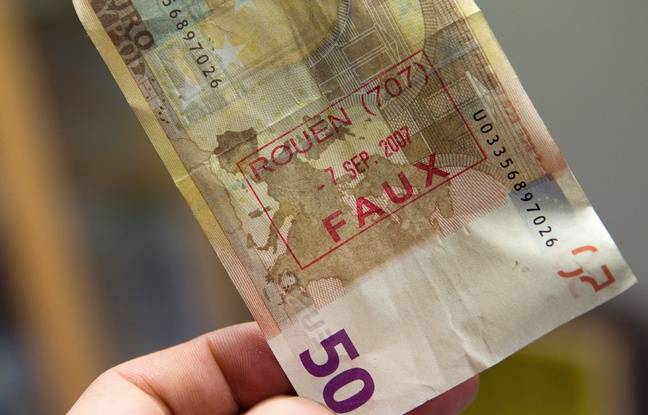 Un homme qui faisait du covoiturage a été interpellé dans le Sud de l'Alsace alors qu'il convoyait plus de 100.000 euros en faux billet de 50 euros. (Illustration)