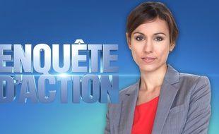 Marie-Ange Casalta présente un numéro d' «Enquête d'Action» sur la ZAD, ce vendredi à 21h sur W9.