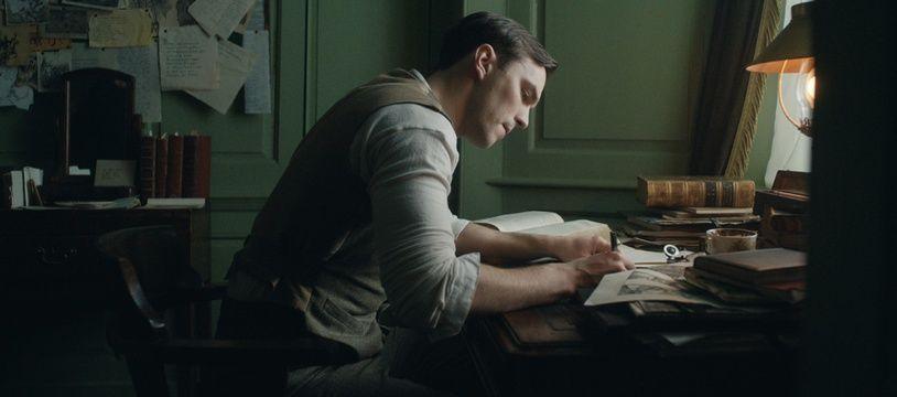 Nicholas Hoult dans «Tolkien»  de Dome Karukoski