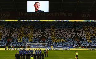 Le peuple de Cardiff a rendu hommage à Sala.