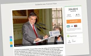 le gorafi lance une cagnotte pour fran ois fillon mais reversera les dons des associations. Black Bedroom Furniture Sets. Home Design Ideas