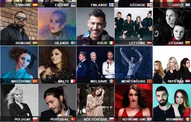 La Russie ne diffusera pas l'Eurovision cette année
