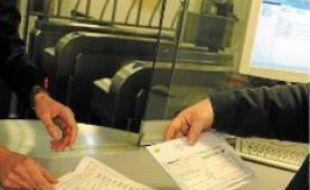 Les guichetiers de Simplon remettent des courriers depuis 2009.