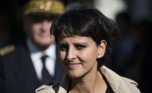 """La ministre des Droits des femmes, Najat Vallaud-Belkacem, a présenté mercredi au conseil des ministres un vaste plan contre l'homophobie avec l'ambition de placer la France """"en tête du combat pour les droits des personnes LGBT (lesbienne, gay, bi et trans)""""."""