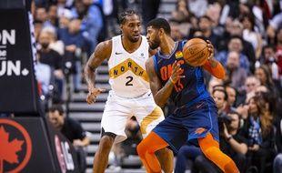 Kawhi Leonard et Paul George vont jouer ensemble sous le maillot des Los Angeles Clippers lors de la saison 2019-2020 de NBA.