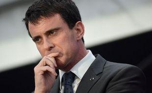 Photo d'illustration de Manuel Valls.